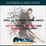 APRIL 29 - International Dance Day