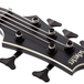 Schecter SLS Evil Twin-5 (SBK, ANQFB)