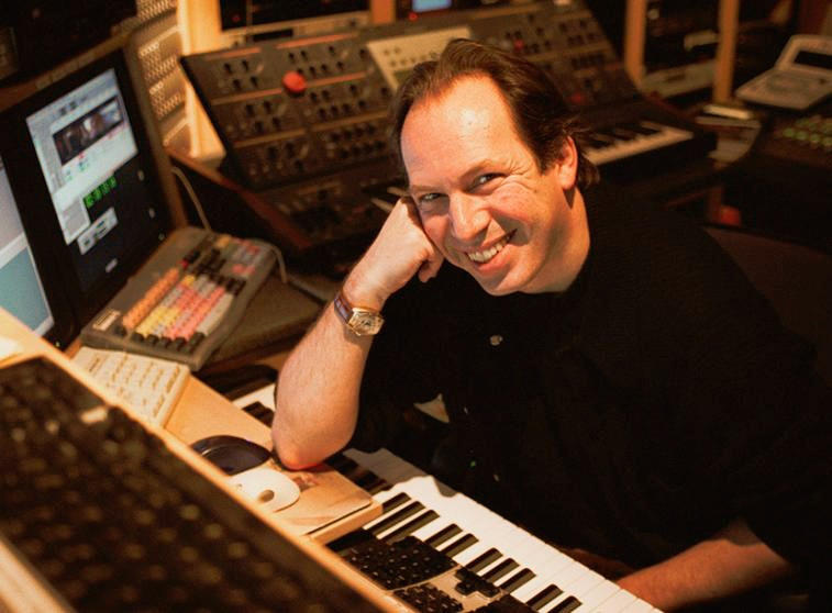 Hans Zimmer - the composer of  He's a Pirate