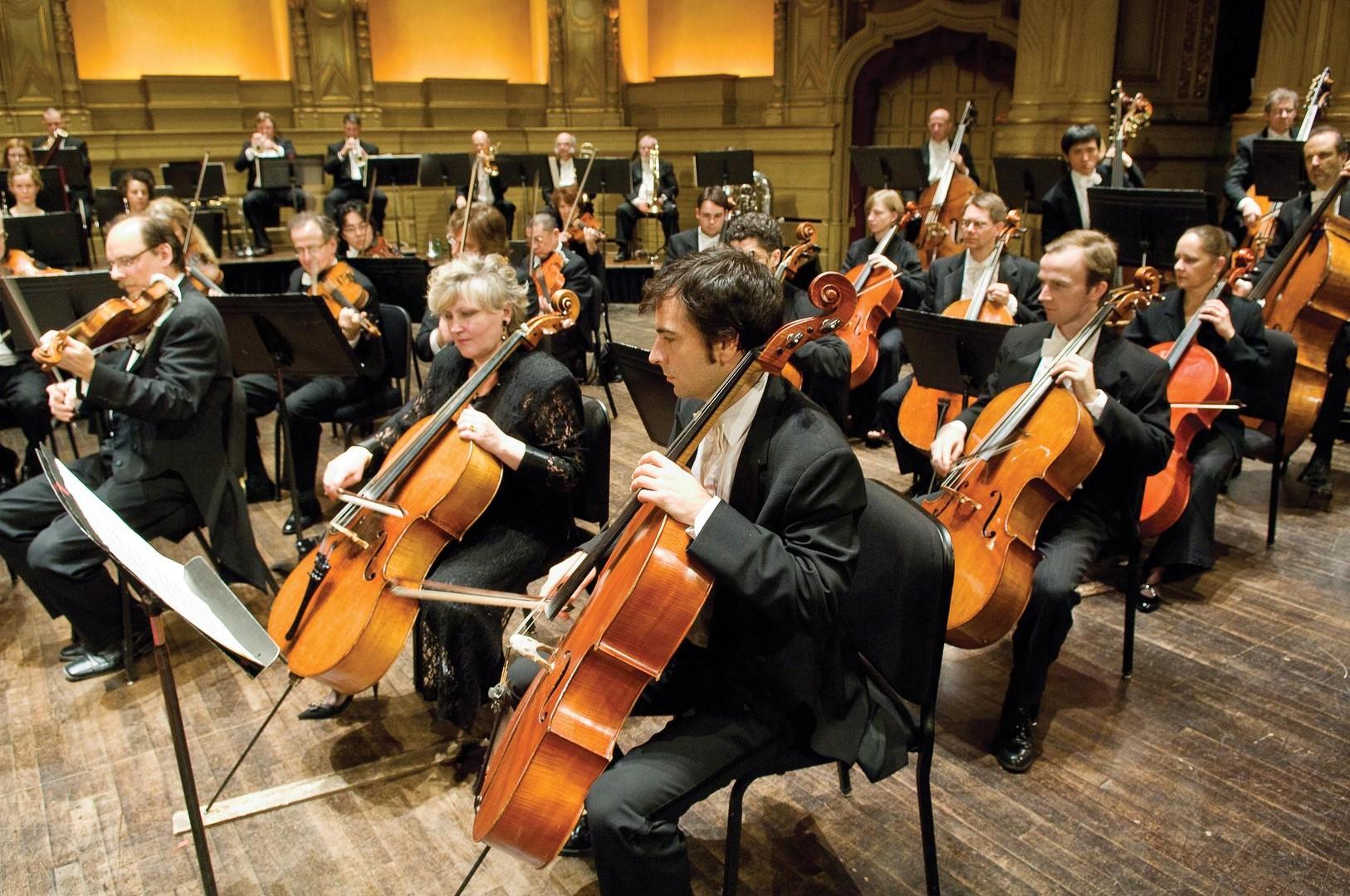 Картинка инструментальный концерт
