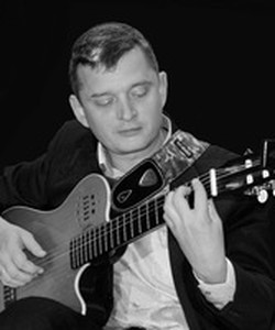 Vitaliy Geraskin, Guitar player