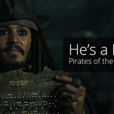 He's a Pirate - Hans Zimmer